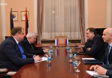 ČUDNE OKOLNOSTI |  Srđan Perišić smijenjen s pozicije savjetnika Milorada Dodika