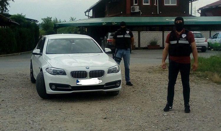 U Kozarskoj Dubici pao Emir Hadžipašić Haban  iz Bosanske Krupe, zaplijenjena skupocjena vozila
