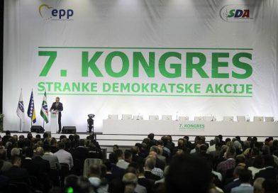 OD 15 KANDIDATA   Delegati Kongresa nakon višesatnog glasanja izabrali devet potpredsjednika SDA