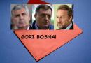 ISMAR IZ ZENICE ZAPALIO INTERNET: Poslao otvorenu poruku Izetbegoviću, Čoviću i Dodiku! Pogledajte koja je!