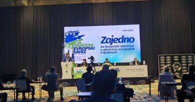 NOVA POLITIČKA PARTIJA Zvanično se spojili A-SDA i NBL: Osnovan Narodni evropski savez, predsjednik Nermin Ogrešević
