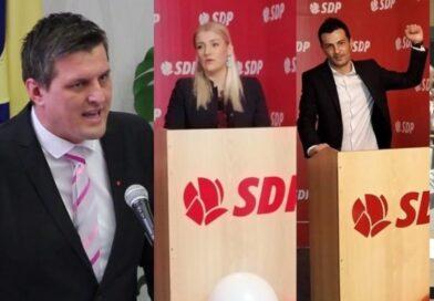 Mogu li Fatka Kulenović i mladi jastrebovi bihaćkog SDP-a politički preživjeti sve ono što su im u stanju prirediti Hajrini frakcionaši i pomagači iz SDA USK i POMAK-a ?