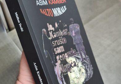 """RUKOPIS O LAKIJU Od sutra čitajte knjigu  """"Asim Kamber, salto morale"""" (Obdukcija političkog leša"""""""