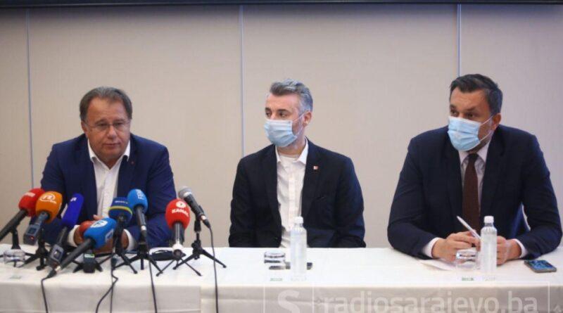"""DEBLOKADA SKUPŠTINE USK  """"Trojka"""" SDP, NiP i NS postavlja  uslove ?"""